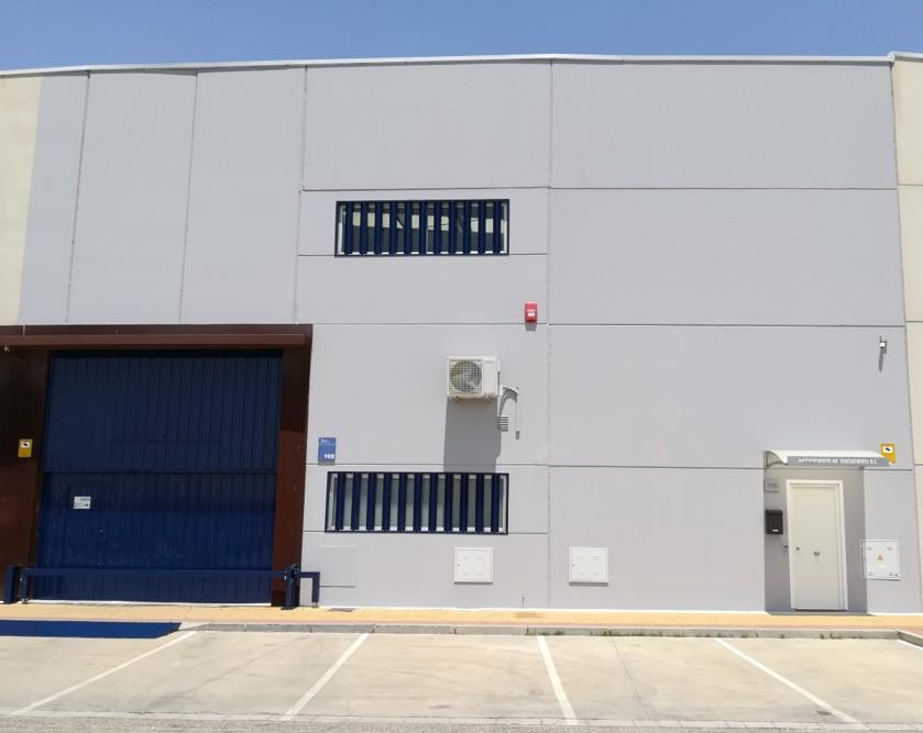 Imagen de la Entrada a Nuestra Empresa